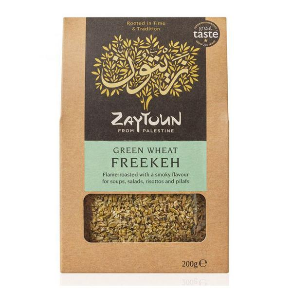 Smoky Freekeh