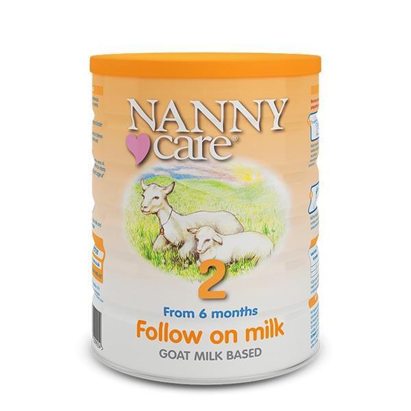 Follow On Goat Milk Powder Stage 2