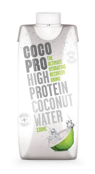 High Protein Coconut Water