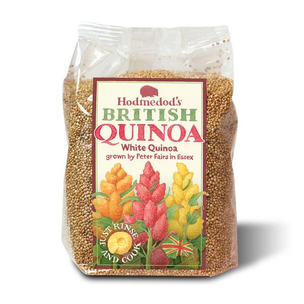 British White Quinoa