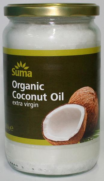 Coconut Oil Extra Virgin ORGANIC