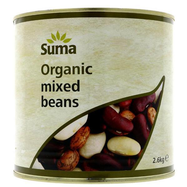 Mixed Beans ORGANIC