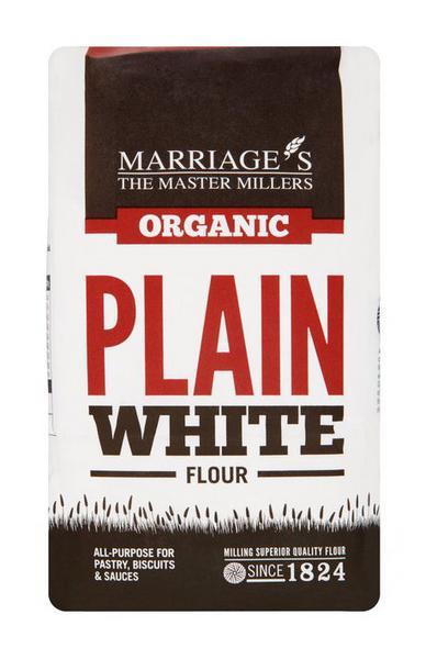 Plain White Flour ORGANIC