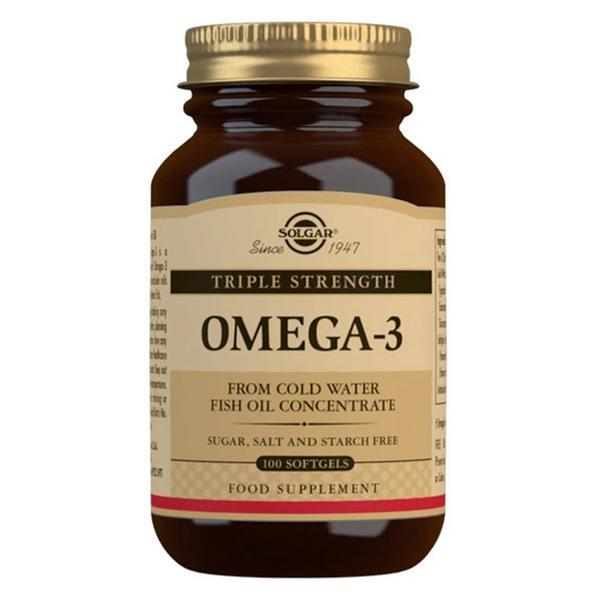 Omega 3 Triple Strength Supplement