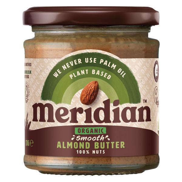 Smooth Almond Nut Butter no added salt, ORGANIC