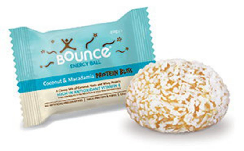 Coconut & Macadamia Protein Bliss Energy Balls Gluten Free image 2