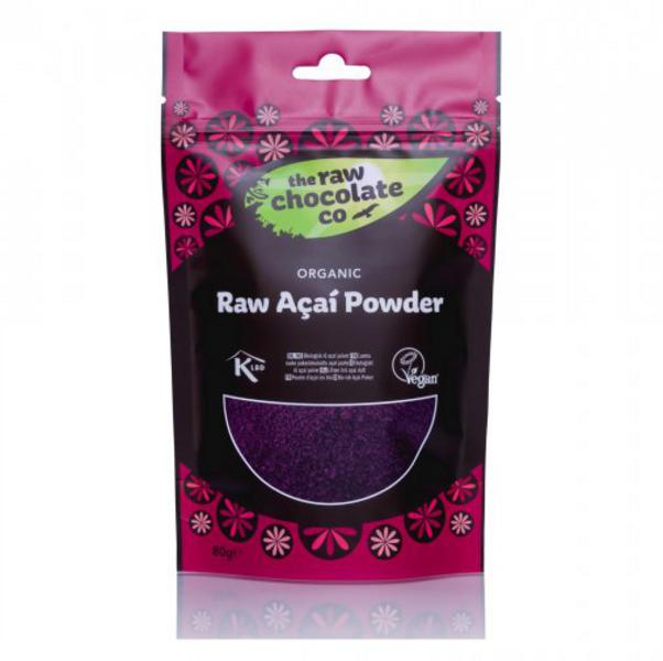 Raw Acai Powder FairTrade, ORGANIC