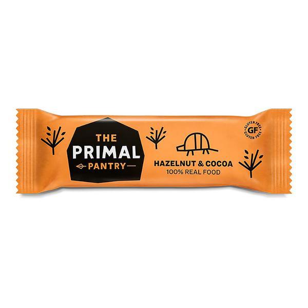 Hazelnut & Cacao Paleo Snackbar Primal Pantry