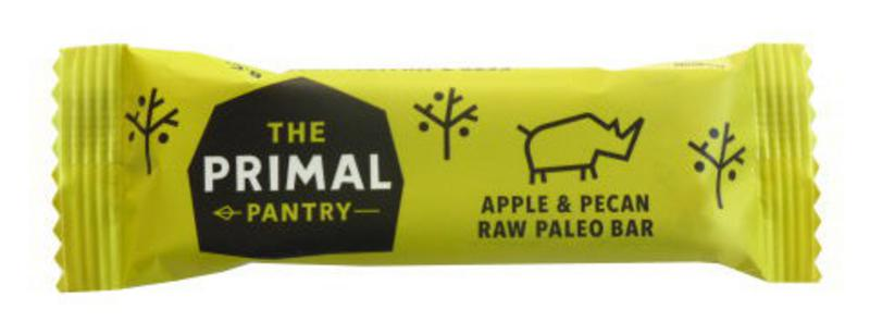 Apple & Pecan Paleo Snackbar