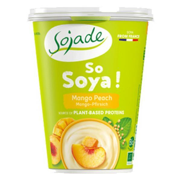 Mango & Peach Soya Yoghurt ORGANIC