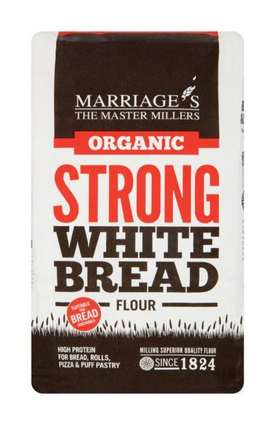 Strong White Bread Flour ORGANIC