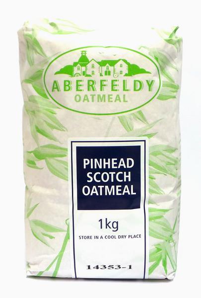 Pinhead Oatmeal