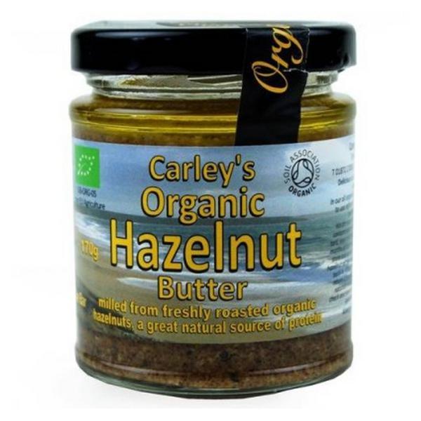 Hazelnut Nut Butter ORGANIC