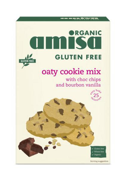 Oaty Cookie Mix Gluten Free, ORGANIC