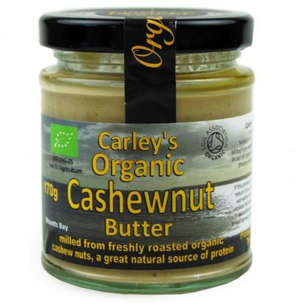 Roasted Cashew Nut Butter ORGANIC