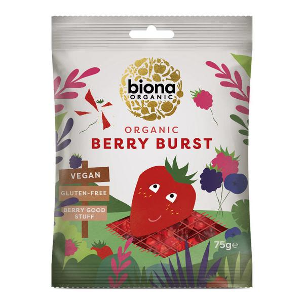 Berry Burst Jellies Sweets Gluten Free, Vegan
