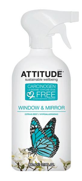Window & Mirror Cleaner Vegan