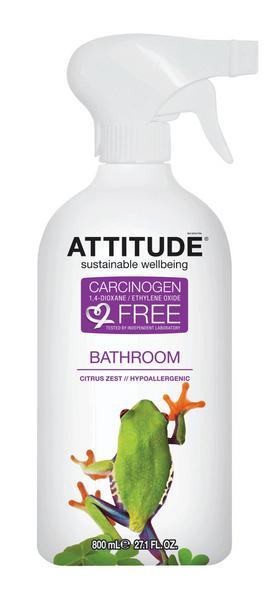 Bathroom Cleaner Vegan