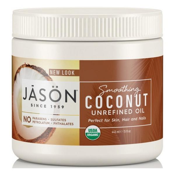 Hair,Skin & Nails Smoothing Coconut Oil Vegan, ORGANIC