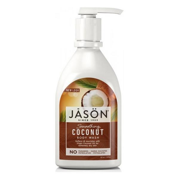 Smoothing Coconut Body Wash Vegan