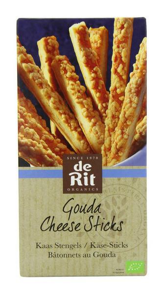 Gouda Cheese Breadsticks ORGANIC