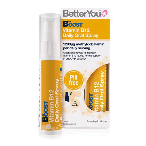Vitamin B12 Boost Energy Spray Vegan