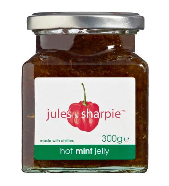 Hot Mint Jelly