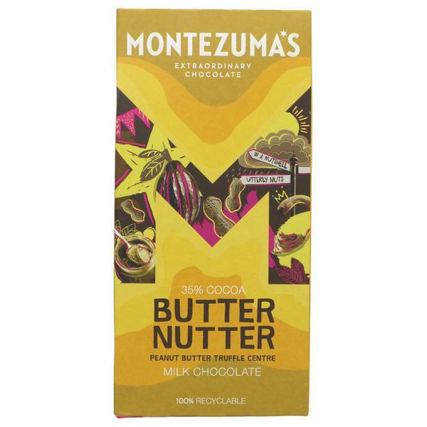 Nutter Butter Truffle Milk Chocolate