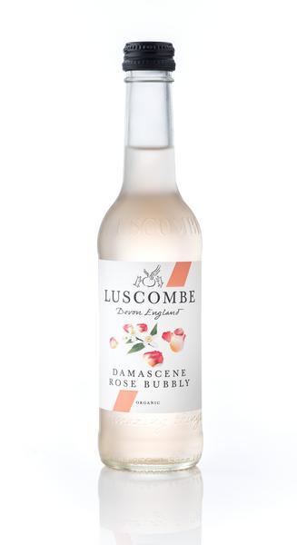 Damascene Rose Bubbly Drink ORGANIC