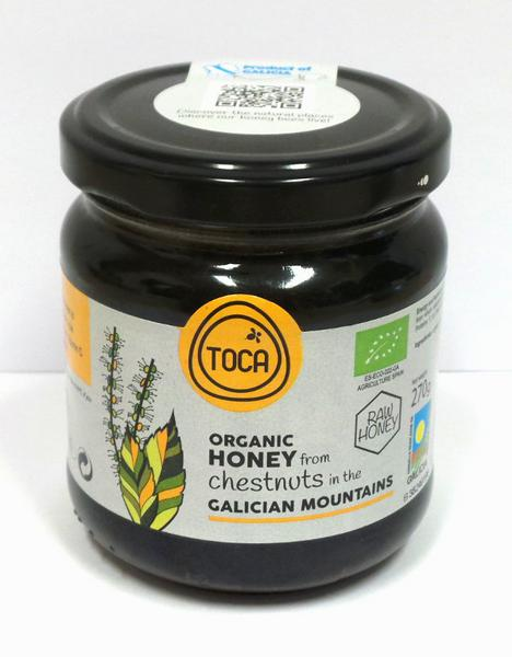 Honey From Chestnuts ORGANIC