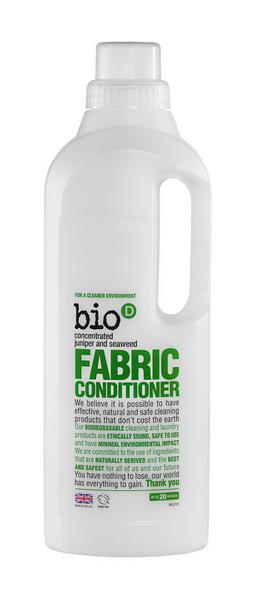 Juniper & Seaweed Fabric Conditioner Concentrated