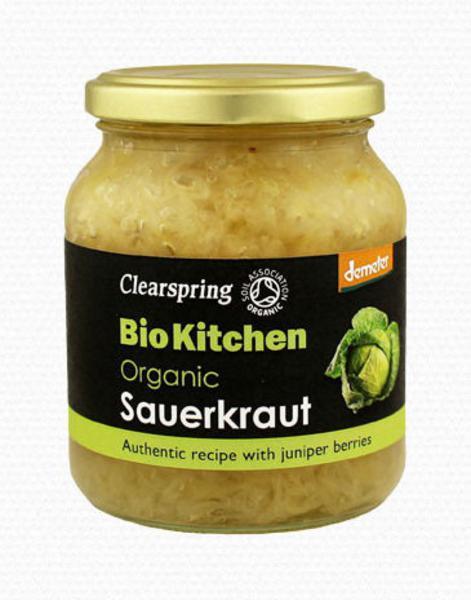 Sauerkraut Demeter Pasteurised Bio Kitchen ORGANIC