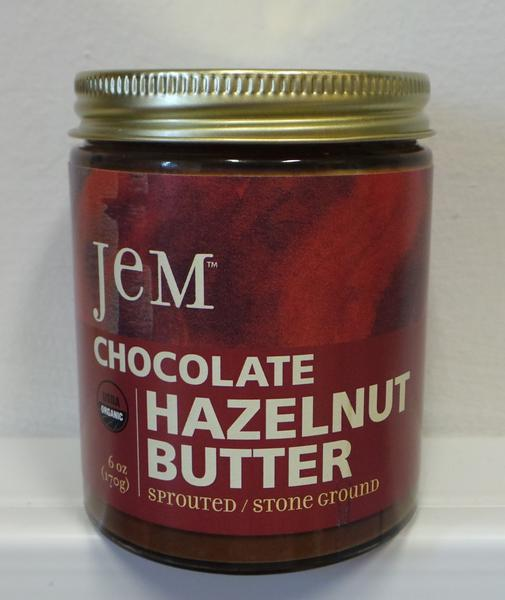 Chocolate Hazelnut Butter Gluten Free, Vegan, ORGANIC