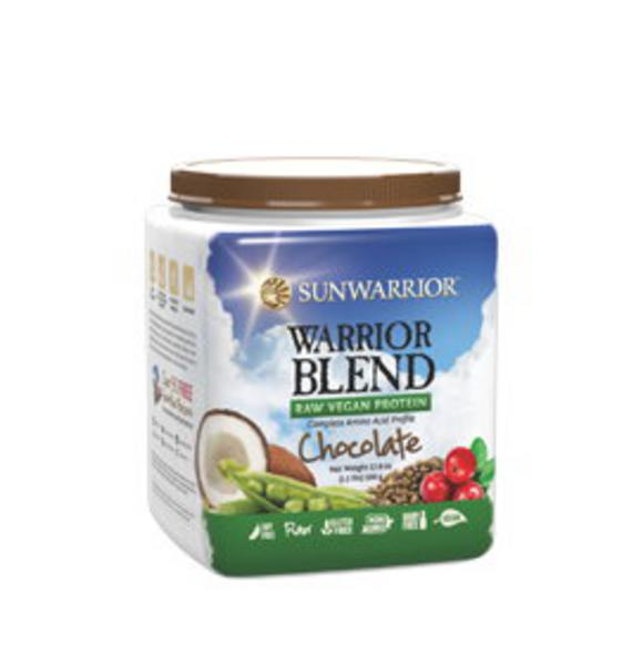 Chocolate Warrior Blend Raw Protein Gluten Free, Vegan