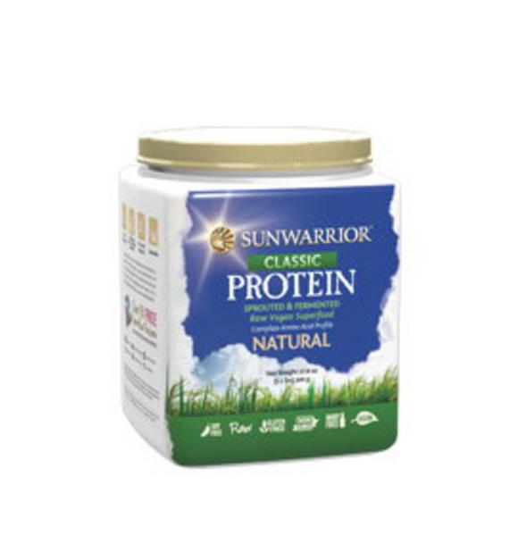 Natural Raw Protein Gluten Free, Vegan