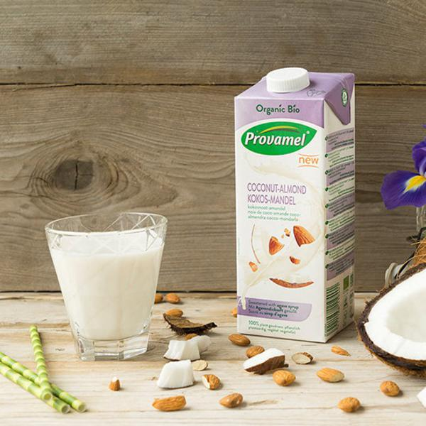 Coconut & Almond Alternative to Milk Drink Gluten Free, Vegan, ORGANIC