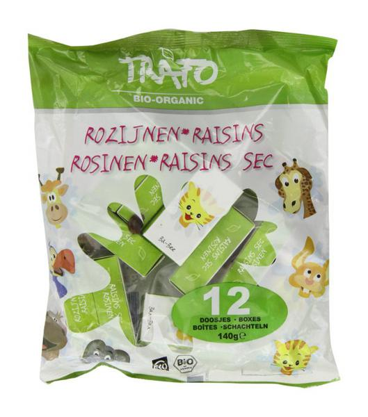 Raisins For Kids Gluten Free, Vegan, ORGANIC