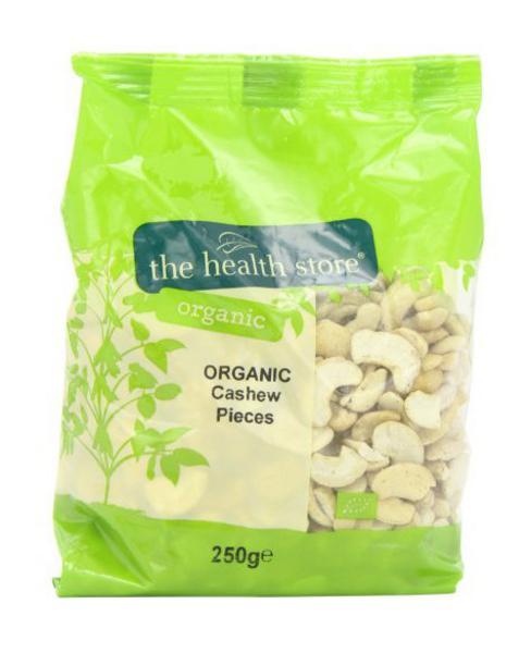 Cashew Nuts Pieces ORGANIC