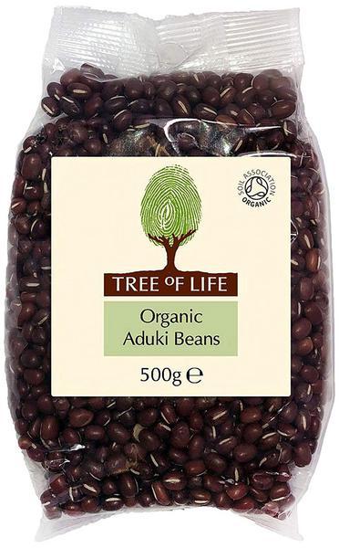 Aduki Beans ORGANIC