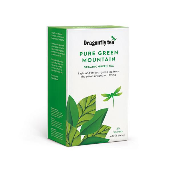 Emerald Mountain Green Tea ORGANIC