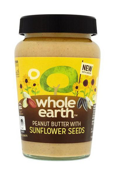 Peanut Butter With Sunflower Seeds