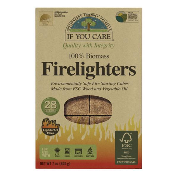 Firelighters Non-Petrol