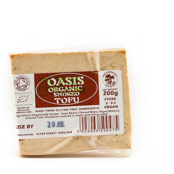 Oak Smoked Tofu ORGANIC