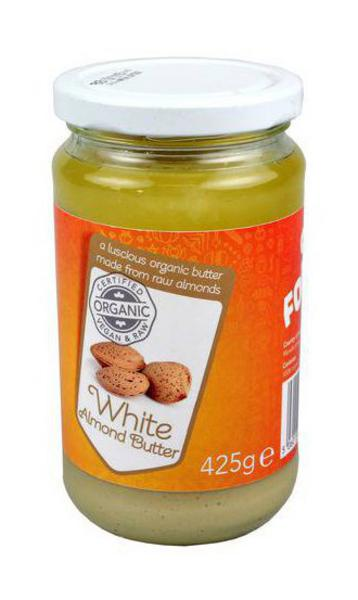 White Almond Nut Butter Raw Vegan, ORGANIC