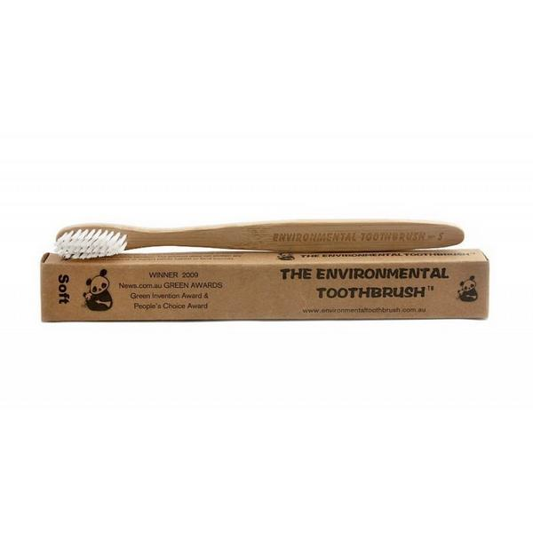 Bamboo Environmental Toothbrush Soft Vegan