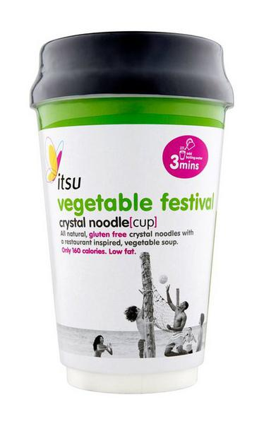 Vegetable Festival Noodles Cup No Gluten Containing Ingredients