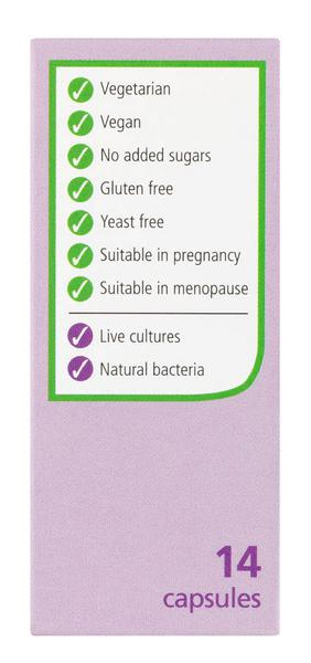 For Women Probiotic Vegan image 4
