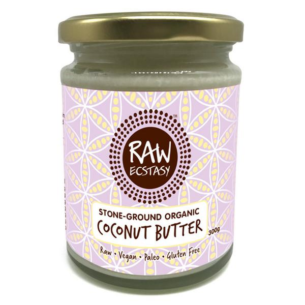 Coconut Butter Stoneground ORGANIC