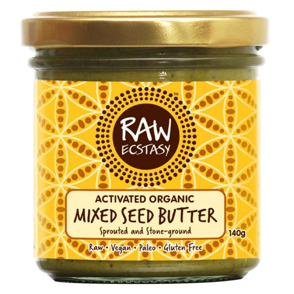 Activated Mixed Seed Butter