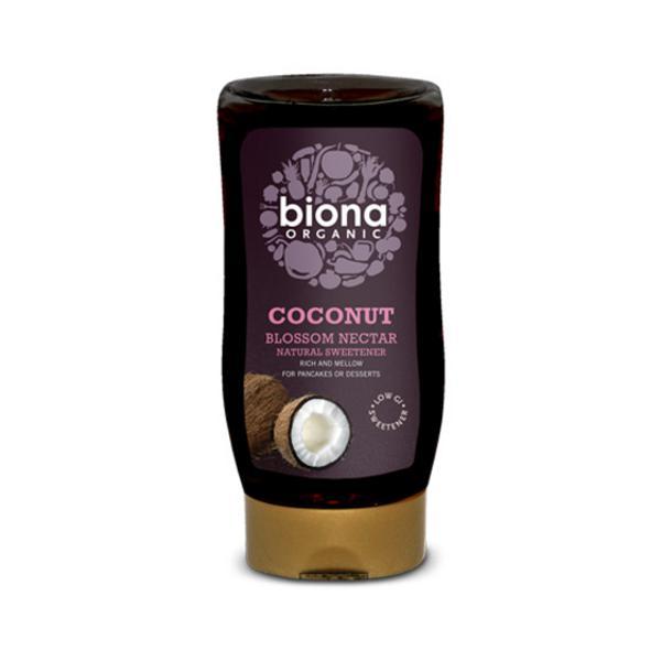 Coconut Sugar Blossom Nectar Vegan, ORGANIC